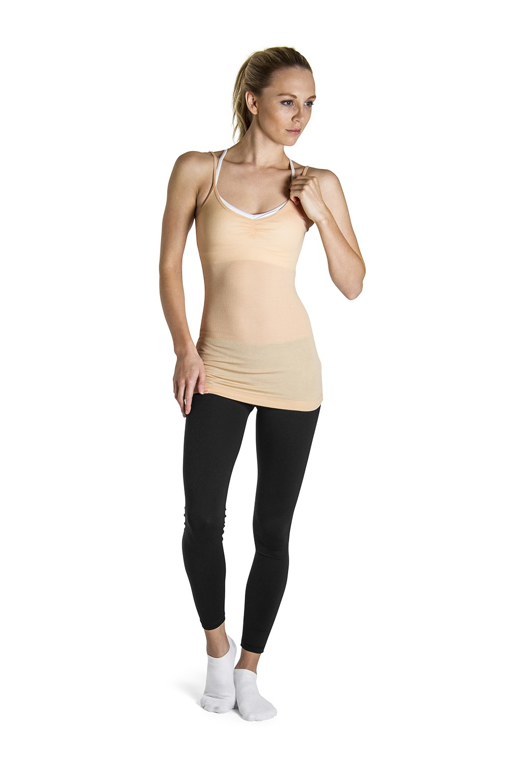 Rib Camisole Top Women's Tops