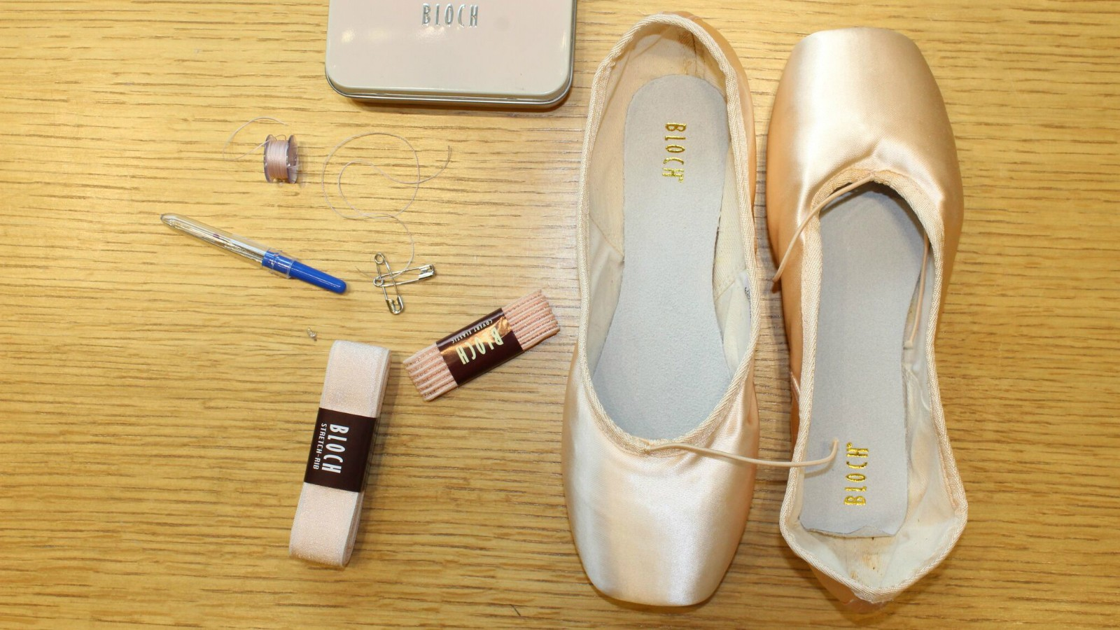 Top Tips for Sewing Your BLOCH Pointe Shoe Ribbons