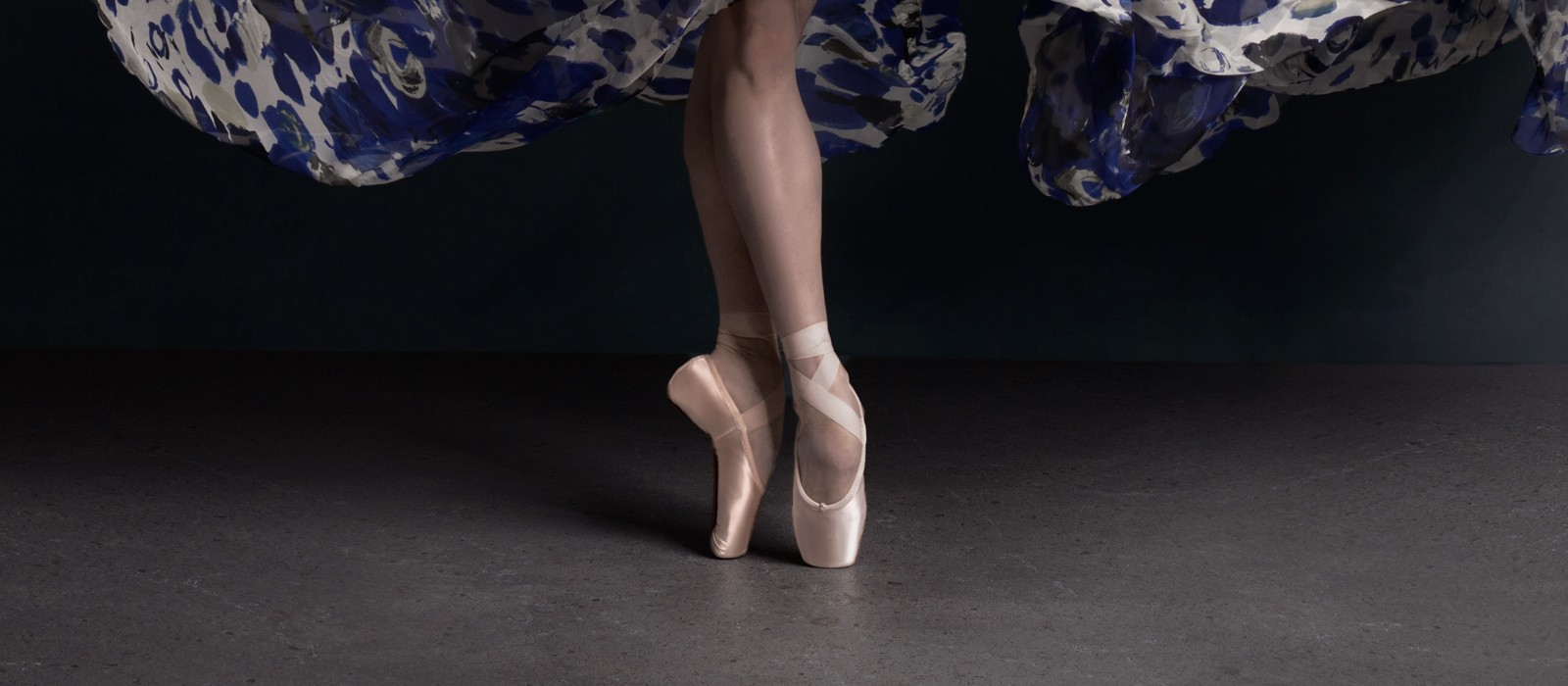Image - Our ready-to-wear pointe shoe.