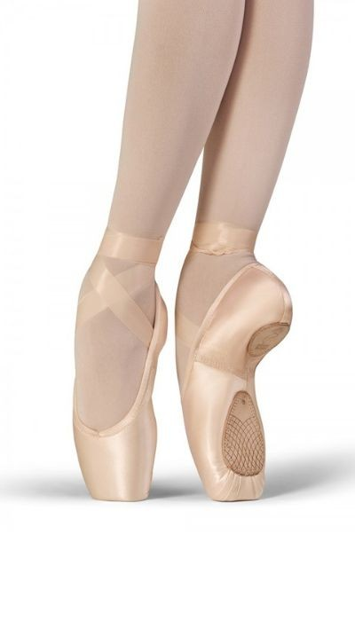 Elegance Pointe Shoes